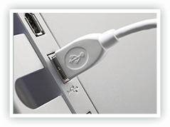 Tomadas USB