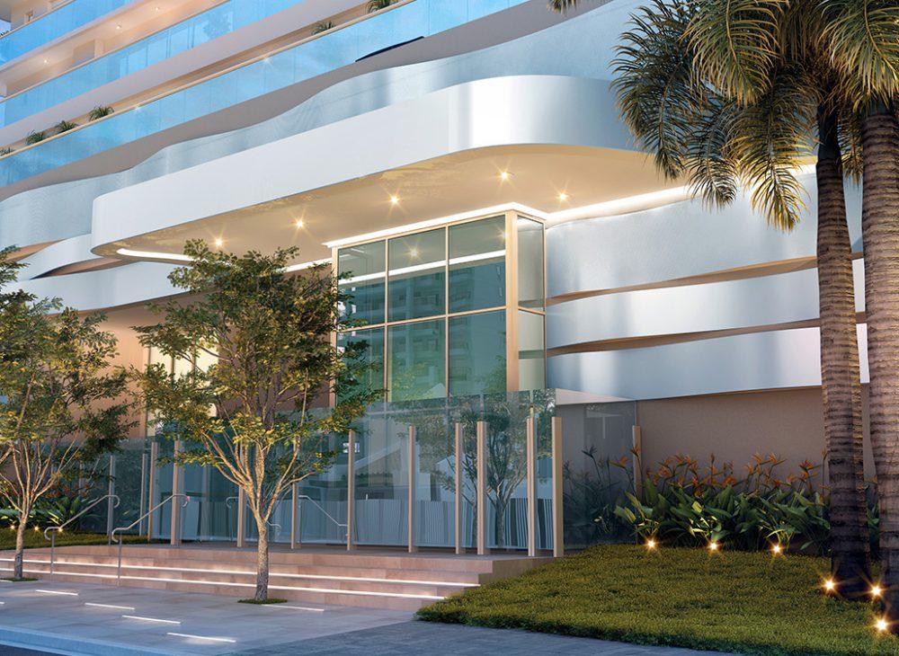 Miami One Fachada