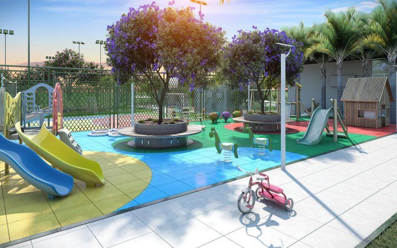 Playground Das Quadras